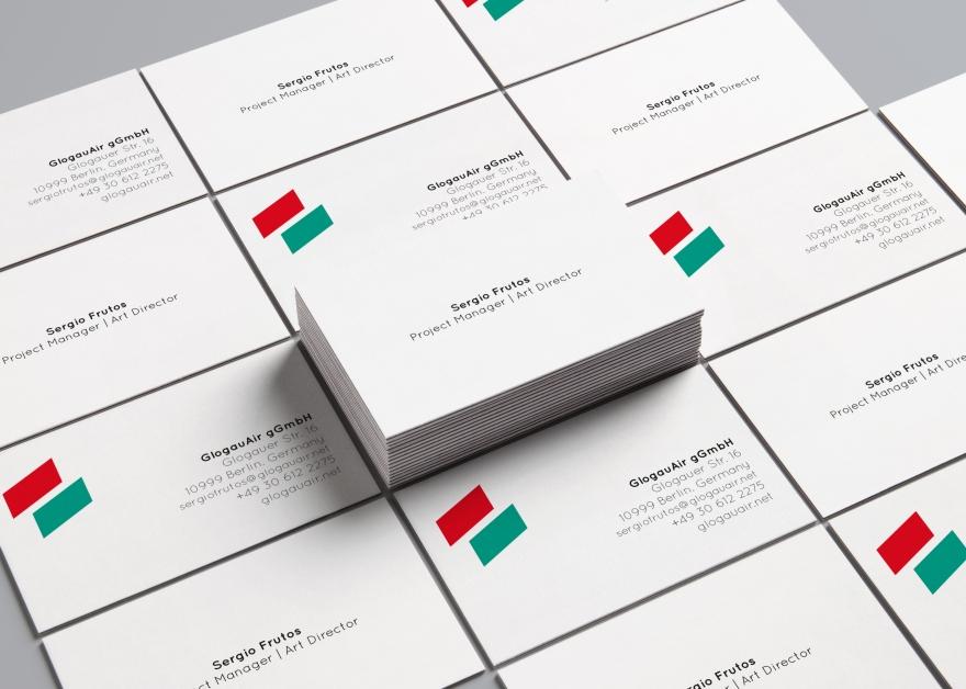 Glogauair business card prototype45 glogauair business card reheart Gallery